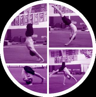 GymnasticBodies Tumbling One: Circle Series