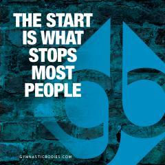 The Start...