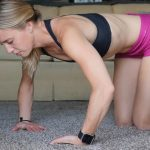 Wrist push-ups build healthy, injury resistant joints.