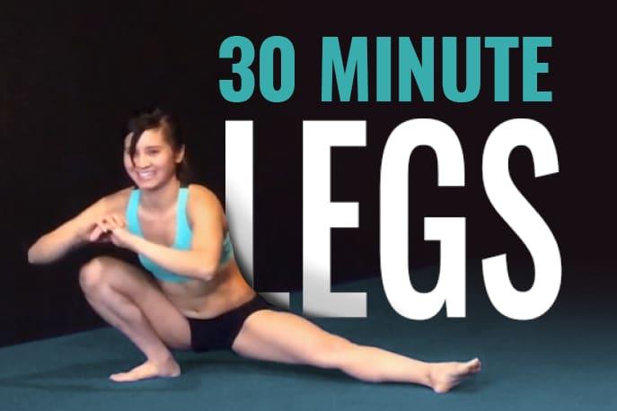 30 Minute Legs