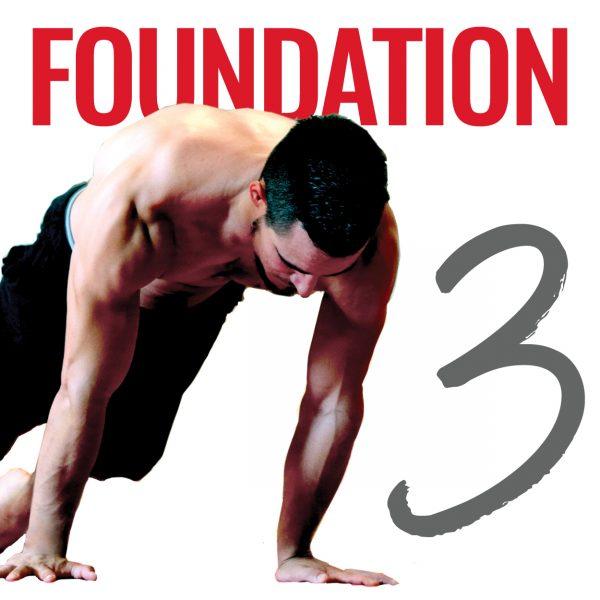 Foundation Three 1