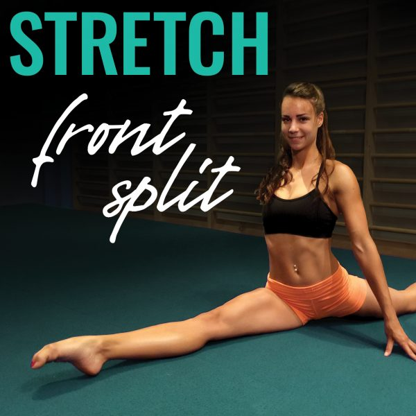Front Split Stretch 1