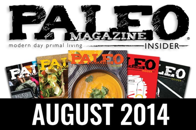 Paleo Magazine - August 2014