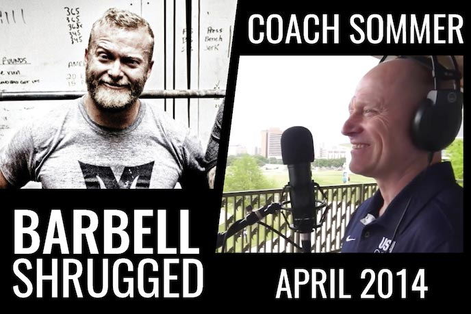 Barbell Shrugged - April 2014