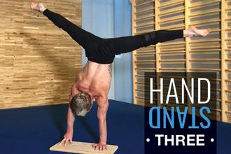 Handstand Three