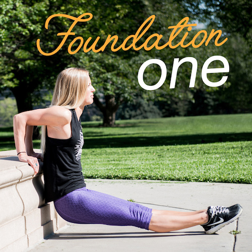 Foundation Series 6