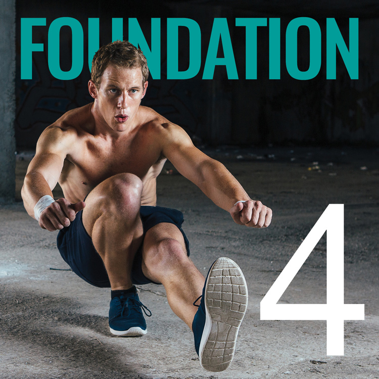 Foundation Four 6