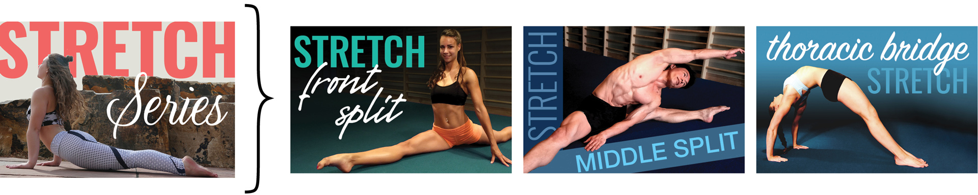 Mobility stretch courses