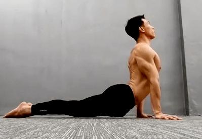 GymnasticBodies Seal Stretch