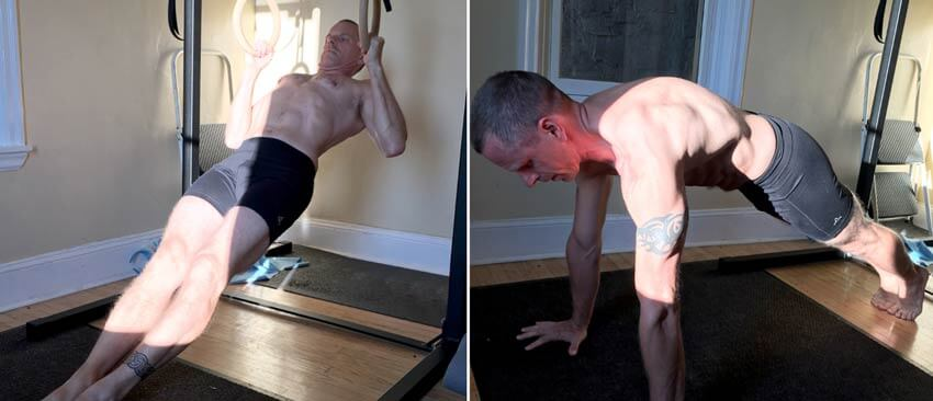 GymnasticBodies athlete shows that age is not a limitation when it comes to exercise.