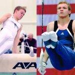 GymnasticBodies athlete's progression through his gymnastic training career.